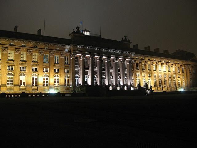 Saverne Chateau des Rohans by Spiterman, via Flickr