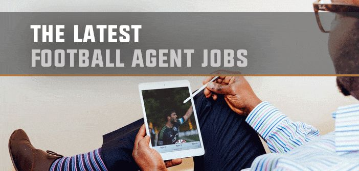 Are you looking for exciting football agent jobs and career opportunities. Check out the latest roles listed and what it takes to become a football agent.