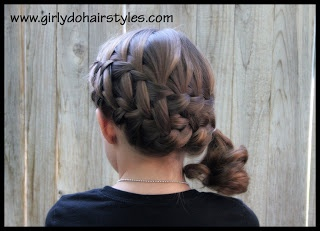 braids hair styles 1000 ideas about waterfall braids on 1805
