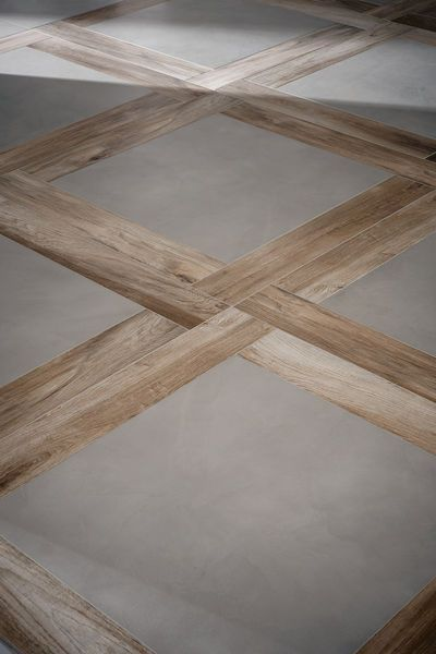 Idee voor vloer in de entree/hal voor de tochtdeur.
