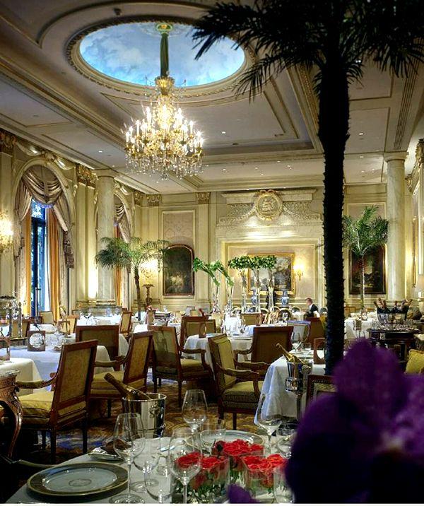 L'Hôtel George V à Paris | design d'intérieur, décoration, hôtel de luxe, france. Plus de news sur http://magasinsdeco.fr/