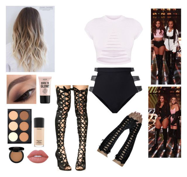 5th little mix's member inspired outfit  little mix