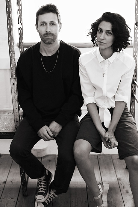 We talk to Yasmin Sewell about her boutique Beach in The East popping up on farfetch.com...