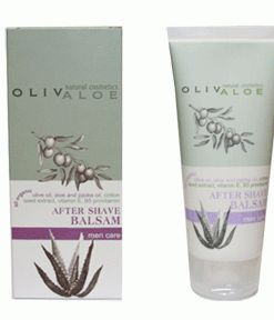 olivaloe after shave