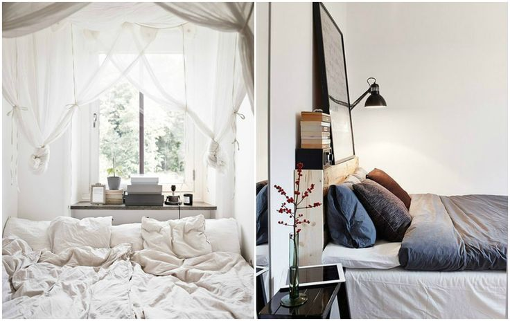 Making The Most Out Of A Small Bedroom - www.alittleopulent.com