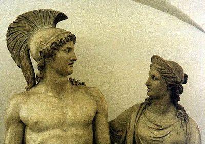 Η ΑΠΟΚΑΛΥΨΗ ΤΟΥ ΕΝΑΤΟΥ ΚΥΜΑΤΟΣ: Αριάδνη και Θησέας - αποσυμβολισμός