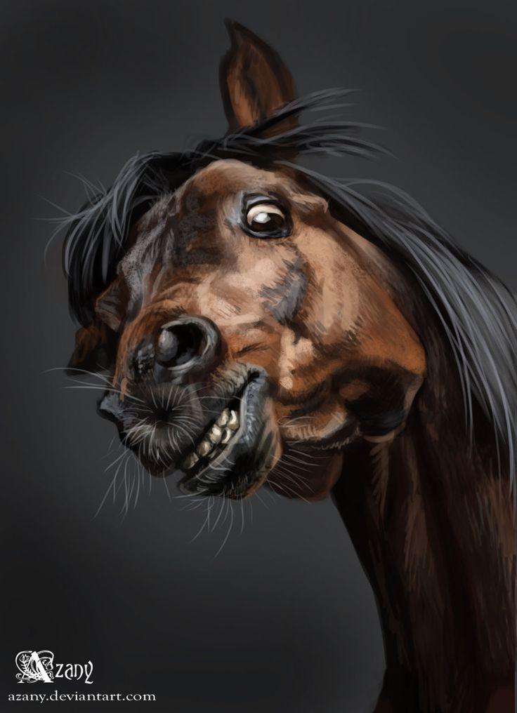 Horse #8 by Azany.deviantart.com on @deviantART