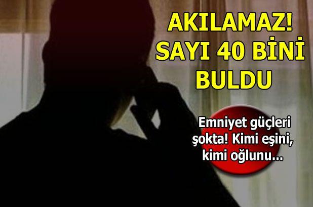 15 Temmuz'da FETÖ/PDY tarafından gerçekleştirilen, halk ve güvenlik güçlerince püskürtülen darbe girişiminin ardından Ankara Emniyet Müdürlüğü Terörle Mücadele Şube Müdürlüğü birimlerine yapılan ihbar sayısı 40 bini buldu