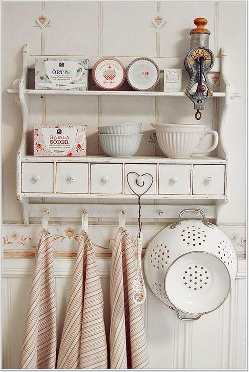 cute shelf display