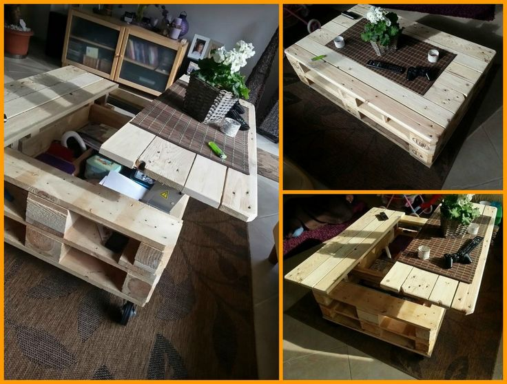 If you're tired of hunching over a coffee table to eat or to use your laptop, then this project is perfect for you! This project is completely DIY and is made from recycled materials. Get the step by step instructions now! http://theownerbuildernetwork.co/ymqz