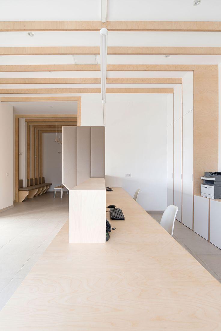 33 best Espace d\'accueil images on Pinterest | Architectural ...
