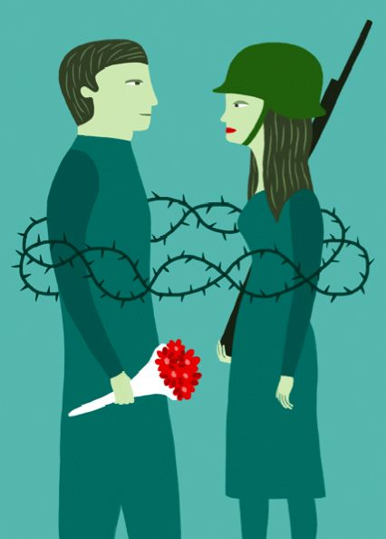 possessive love - www.valeriapetrone.com