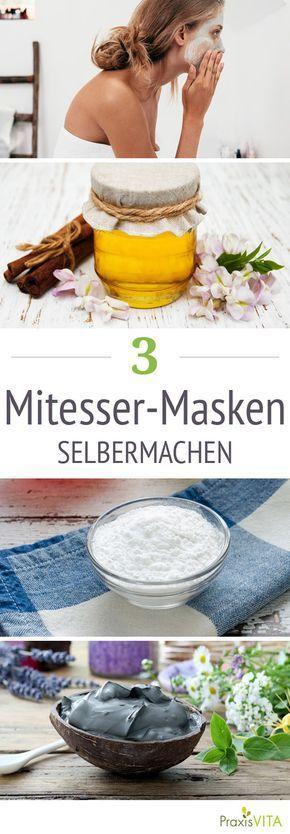 DIY-Mitesser-Masken