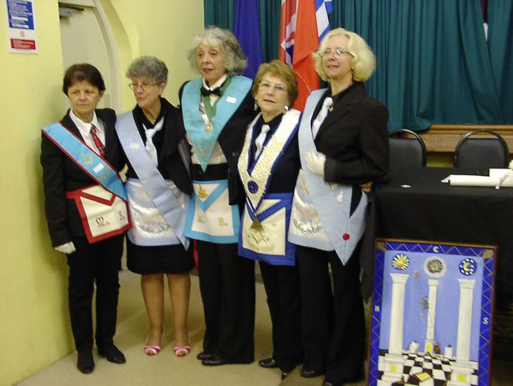 Female freemasons grand lodge mixte de france famous