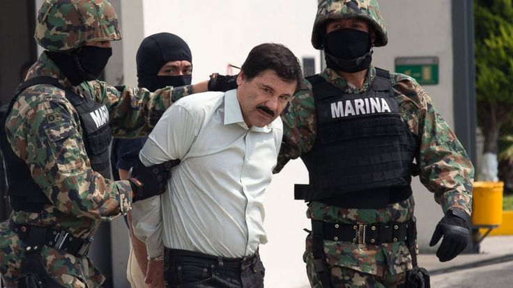 El Chapo's Arrest Shows Growth of US-Mexican Trust