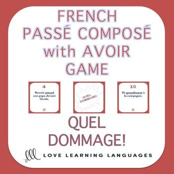 how to use french verbs in sentences