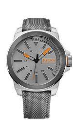 Hugo Boss Orange New York 1513115 Mens Wristwatch Solid Case