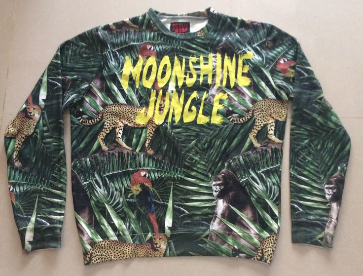 Rare!! Bruno Mars - Moonshine Jungle Sweatshirt Tour 2014