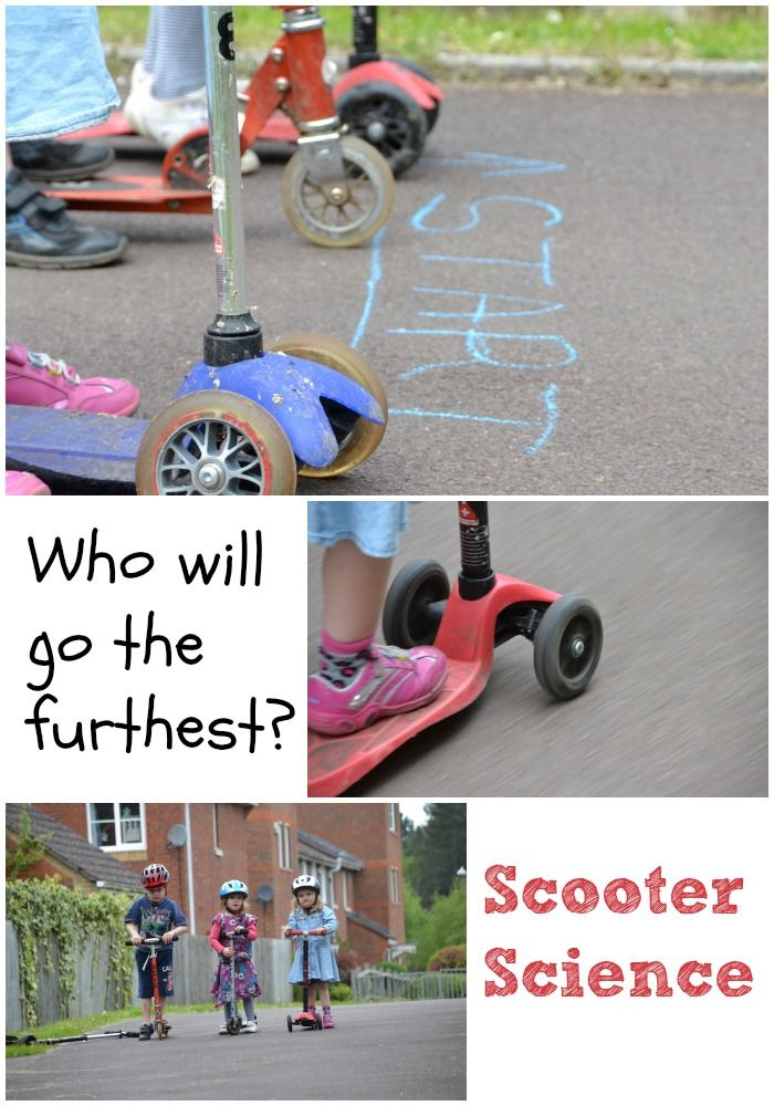 Scooter Science!