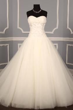 Justina McCaffrey 1103 Corine Couture Wedding Gowns Discount Designer Bridal Dress