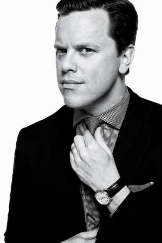 My newest crush & I'm usually not one for blondes ;) The super smart and very funny Willie Geist of the Today show ♥
