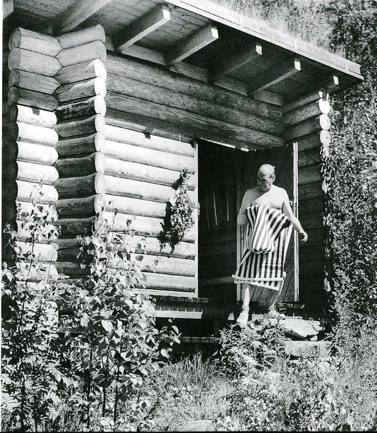 Alvar Aalto - Muuratsalo Smoke Sauna