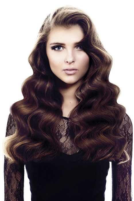 styles of long hair 17 best ideas about brown wavy hair on 2272 | 25774393a45bcfb810c4aeca847d3087
