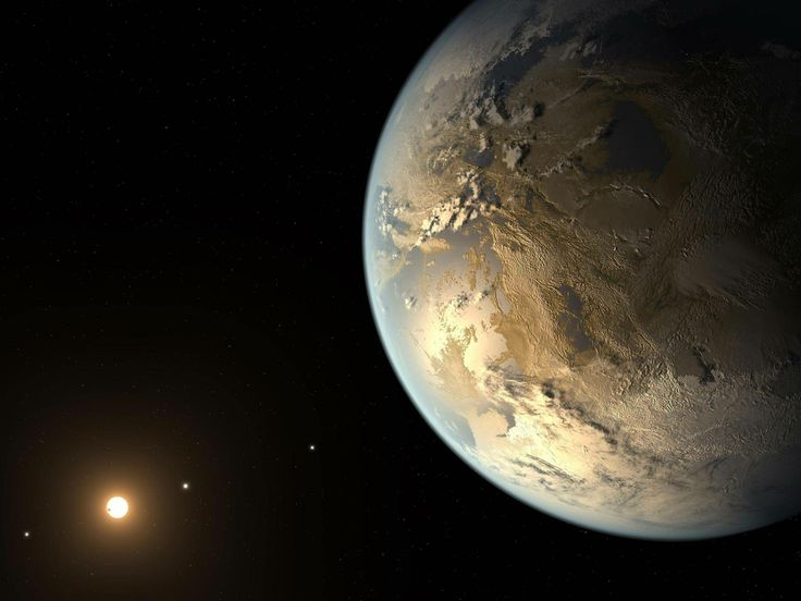 Interesting wonder how far from first exploration trip -  A planet similar in size to Earth with surface temperatures suitable for water to exist in liquid form has been discovered orbiting a distant star in what is the strongest candidate yet for a habitable world outside the Solar System.