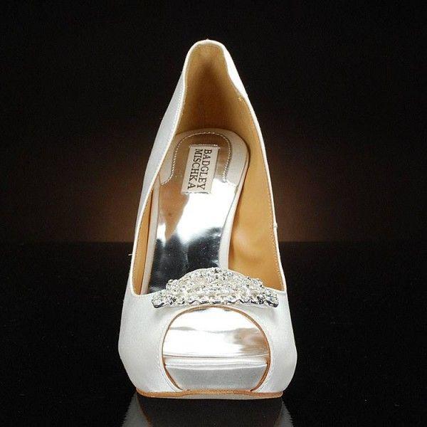 Tendencias Zapatos de Novia 2014.