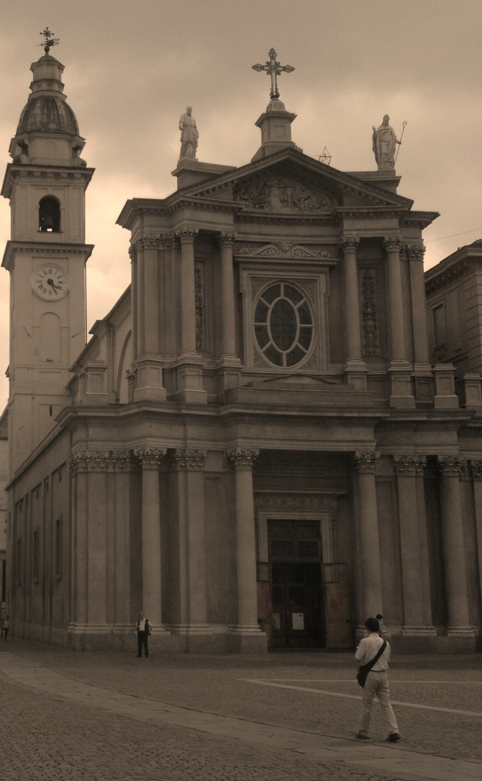 Turin - click photo for more on this gorgeous city.