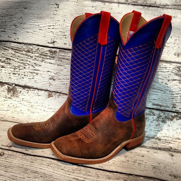 Anderson Bean Chocolate Sow Boots from Mule Barn.