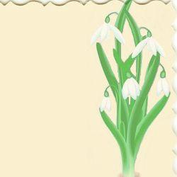 Va trimit in dar ghiocei, care sa va aduca primavara in suflet si un mic martisor, care sa va poarte noroc! http://ofelicitare.ro/felicitari-de-1-martie/va-trimit-in-dar-de-martisor--492.html