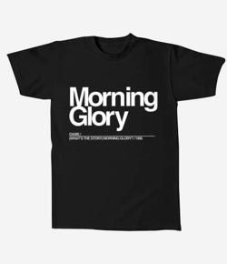 Morning Glory - Oasis. For order: https://tees.co.id/kaos-pria-morning-glory-272499?model=kaos-pria