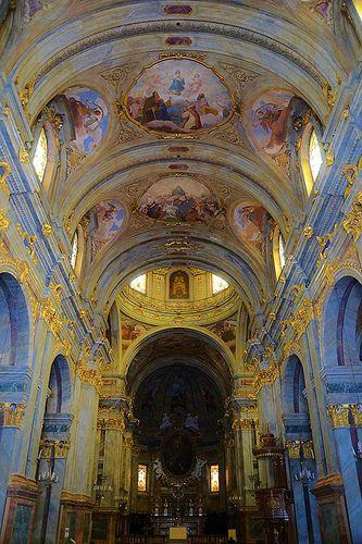 FOSSANO (PIEMONTE) Duomo   #TuscanyAgriturismoGiratola