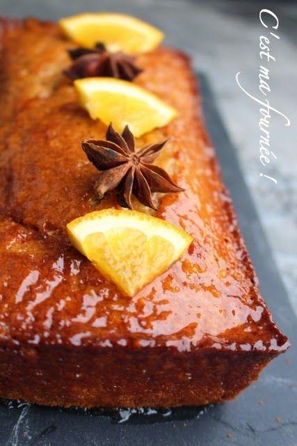 Le pain d'épices moelleux de Christophe Felder