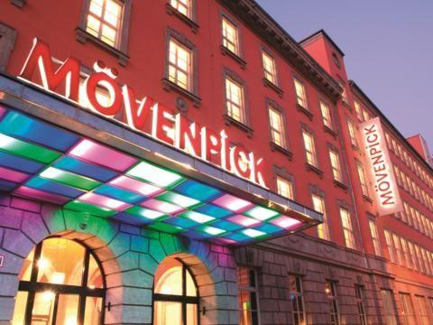 Discounthotel-Worldwide.com - Movenpick Hotel Berlin Am Potsdamer Platz