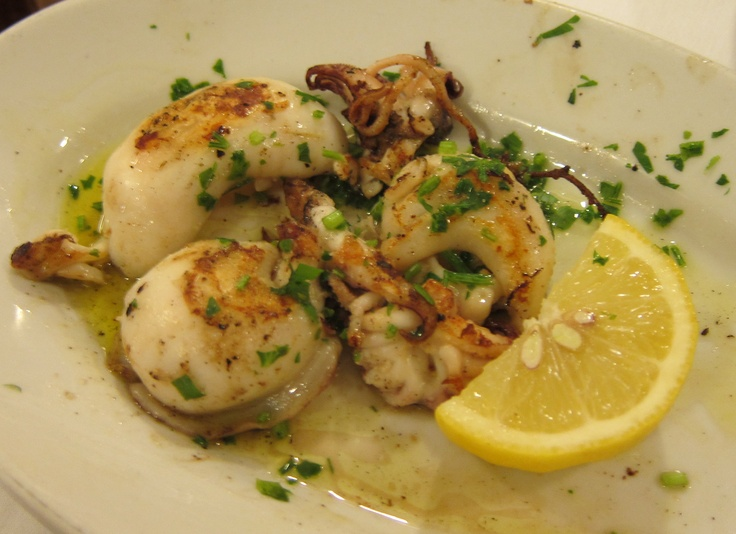 grilled cuttlefish in Venice | Food, Foodie, Cuttlefish
