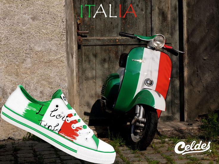 Next destination: Italy!  Be ready for your next trip at: http://celdes.com/en/all/169-flag-italy-i-love-you.html  #exploreceldes #exploretheworld #italy3