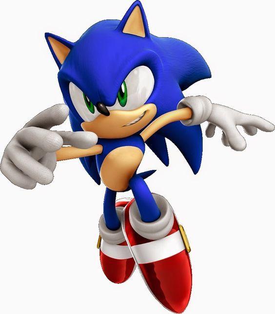 Sonic: Imprimibles, Imágenes y Fondos Gratis para Fiestas.