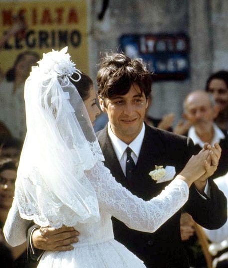 Apollonia Vitelli Simonetta Stefanelli Amp Michael Corleone Al Pacino The Godfather