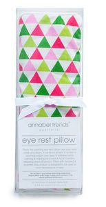 Bunting Pink Eye Rest Pillow