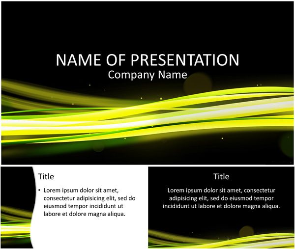 27 best Abstract PowerPoint Templates images on Pinterest - football powerpoint template