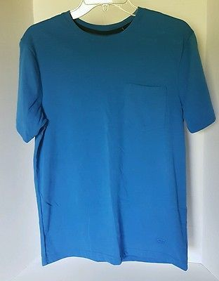 NWT Brand New Mens Levi Strauss Levis Blue T-shirt Small