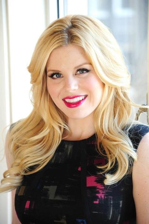 Megan Hilty- Broadway star! (Wicked) and Marilyn Monroe on Smash