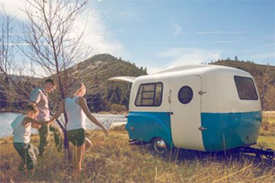 This camper is awesome. Look into it! If I just had this and an electrical car with a solar panel on top of the camper.