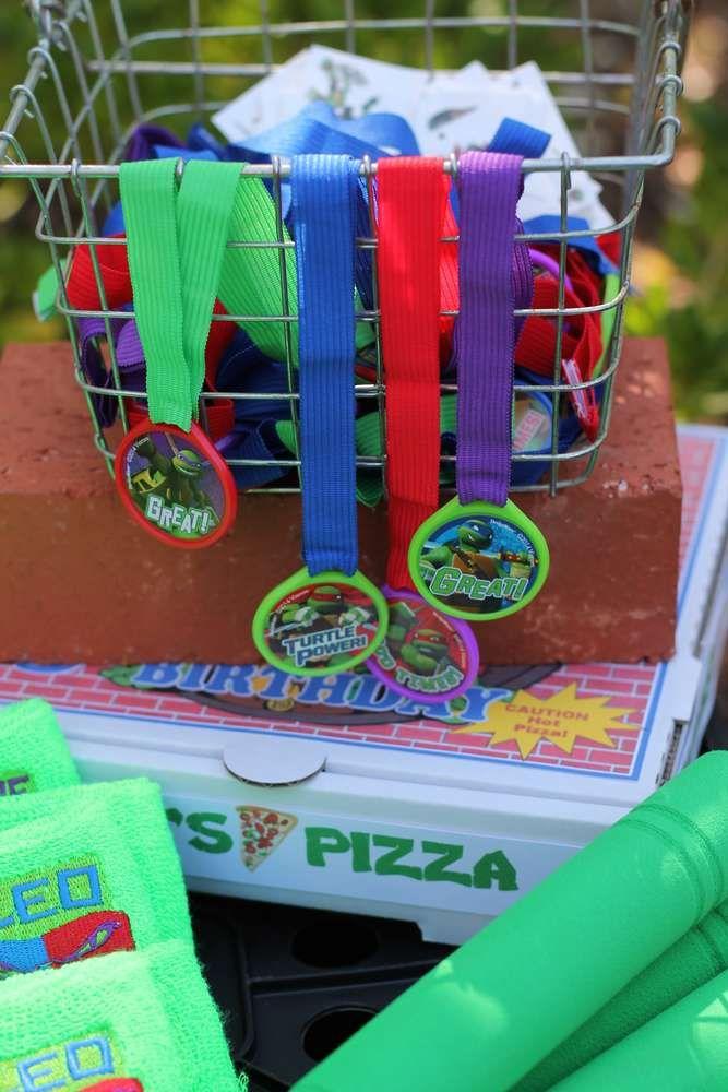 141 best Teenage Mutant Ninja Turtles Party Ideas images on