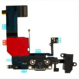 iPhone 5C Charge Port Flex Cable  Kit Includes: • iPhone 5C Charge Port Flex Cable (Includes Headphone and Mic)