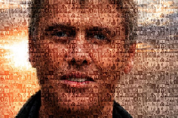 Here is a tutorial on how to create a mosaic photo collage with GIMP application.