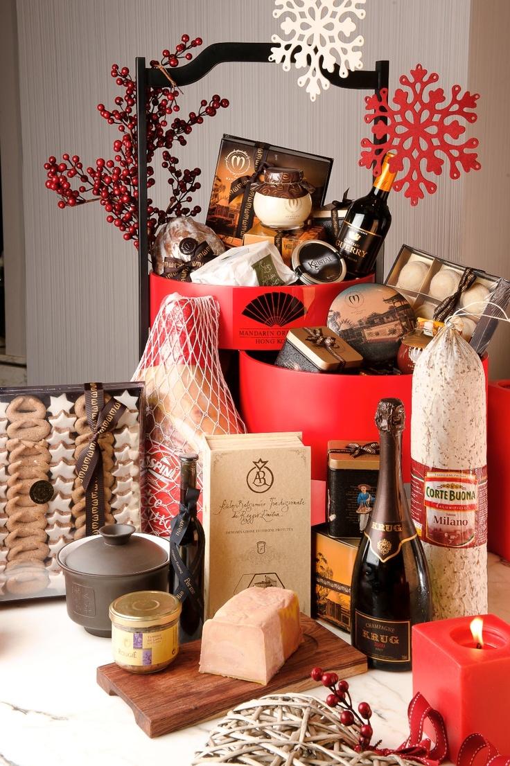 2012 Mohkg Festive Food Hamper Food Hampers Gift Hampers Mandarin Oriental