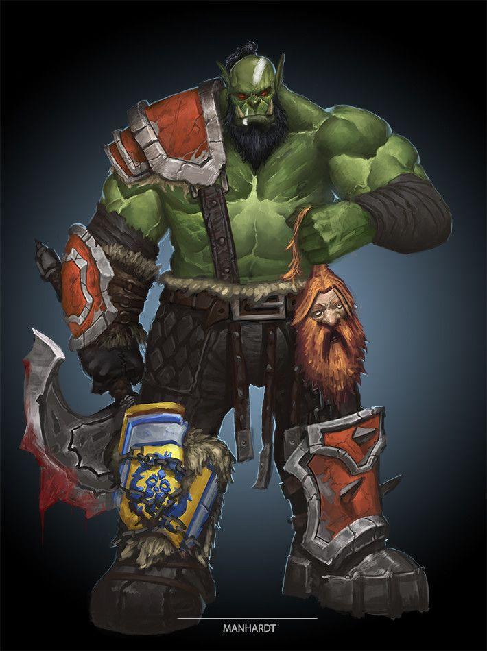 Edgertt Races - Warcraft 1 by Maroš Manhardt